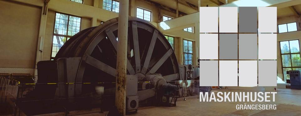 FILM: Ljudutställning på Maskinhuset i Grängesberg
