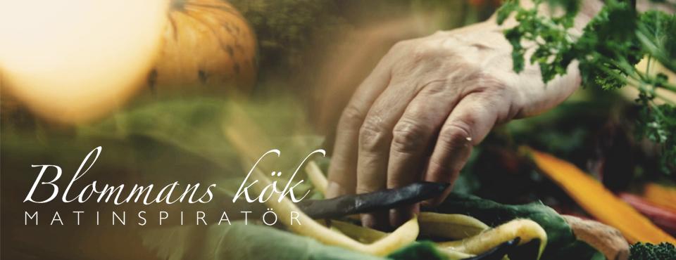 FILM: BLOMMANS KÖK i samarbete med ROOMI